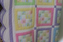 Baby and kids quilts / by Sue Smith