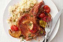 Recipes pork