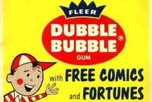 Do you remember- Candy and Gum