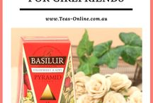 Teas Online / Welcome to our Pinterest. This board will be used to showcase our latest products, favourite tea blends and vintage tea tins.  We take pride in serving premium tea in Australia that will delight your taste buds.  Visit our website for the full collection and promotions.