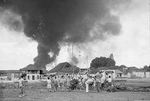 Tugu Pahlawan dan Museum Sejarah Kota Surabaya