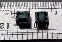 trafo inverter 1,5V-3V to 315V [ isi 4 pcs ] for Human shock circuits