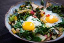 Egg Dishes / by VA Lamb & Meats