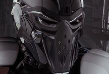 Helmet Masks