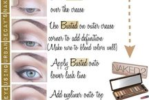 Make Up Tips and Tricks / by Katie Bulman