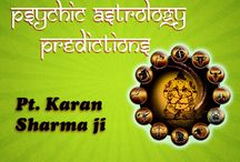 Psychic astrology prediction