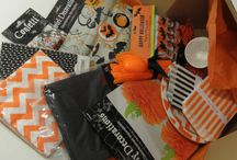 Halloween Party Kits / Halloween party kits ready to go!