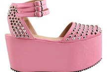 Cool shoes / by Soledad Whitham