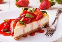 Cheesecake variation