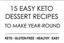 Easy keto recipes