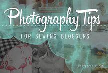 Photography blogging