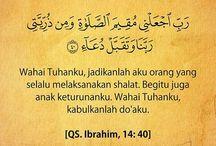 Doa & Ayat Al - Qur'an