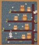 owls quilts