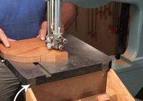 WOODWORKING - BANDSAW / Tips for using your Bandsaw