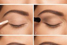 Make up / Eye makeup