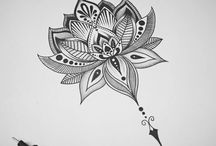 Tatuaje de loto