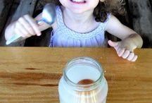cooking/baking lesson plan / by Amanda Simons