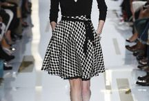 Diane von Furstenberg SS 2014 / New York Fashion Show - Woman Fashion Show