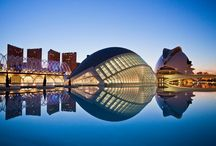 Amazing Valencia! / Valencia, the third largest city of Spain, is one of the country's most popular tourist destinations due to the heritage of ancient monuments, views and cultural attractions. The city also hosts a World Heritage Site by UNESCO, the Llotja de la Seda and the City of Arts and Sciences, an entertainment-based cultural and architectural complex designed by Santiago Calatrava and Félix Candela. A must visit place!