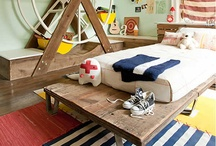 Kids Rooms / by Angela Bilnoski