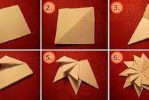 Papírové skládání