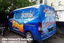 reklame / Produk pekerjaan jasa reklame dan advertising di Balikpapan