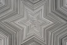 Illusion, fractals & illustrations