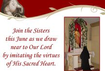 Sacred Heart of Jesus / Draw near to Our Lord by imitating the virtues of His Sacred Heart