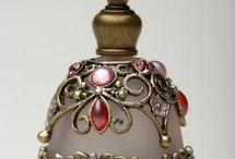 Perfume Bottles, antiques
