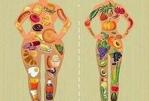Corpo. / Anatomia do corpo humano. ✋