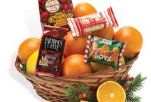 Fruit Gift Baskets / Choose from our wide selection of fruit gift baskets for your Halloween, Thanksgiving, Hanukkah, Christmas or New Year's celebrations!