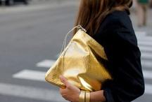 Złoty winyl