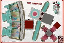 Paper Titans - Papernets / by Paper Titans