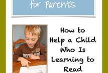 Kindergarten Literacy / by Adrienne