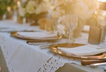 flowers/table decorations