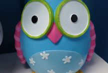 Owl decor and ideas