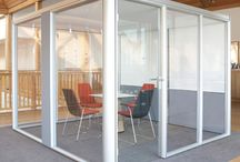 Allermuir Cell Pod / Cell Pods provide an excellent alternative in creating privacy and collaboration spaces within work environments. Designed as freestanding units they feature a structural framework with a demountable panel system so they are simple to install and reconfigure as needs change.