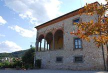 Wedding venue in Tuscany, Italy