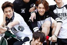 WINNER/iKON ♥