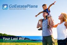 GoEstatePlans.com / GoEstatePlans.com is a website that allows people to receive a comprehensive and customized Estate Plan (e.g. a Will, Living Trust, Power of Attorneys, and more) at an affordable price prepared by Chicago based Estate Planning Attorneys. Estate Plans start at $795.00.