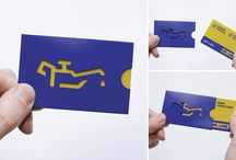 Business cards / by Linda Thuijs-Koopmans
