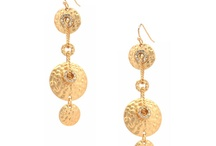 Statement Earrings / Make a splash with these shiny baubles just right for any event.