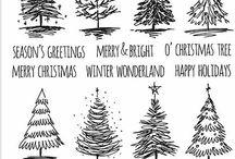 "Christmas / It""s christmas! It's season to be jolly"