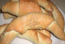 Chleby a slané pečivo