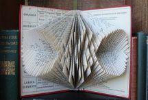 Book/Paper art/2 / by Carla Van Galen