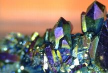Crystal Healing Meanings / Crystals are wonderful for healing, protection and energy of love.