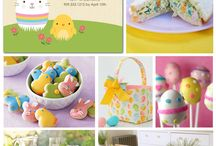 Easter party / by Lisa Kendall