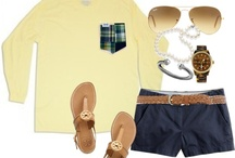 a preppy state of mind / by Kendra Gray