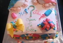 Baby Gender Reveal Ideas!!  / by Savannah Mott