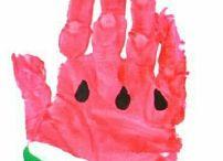 hand / foot print